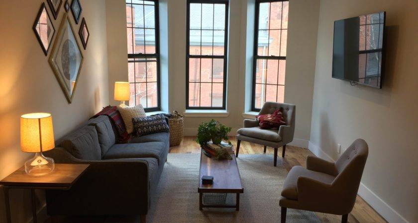 Awesome Beautiful Small Living Spaces Nyc