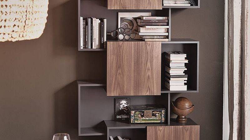 Awesome Bookcase Designs Trendy Modern Home