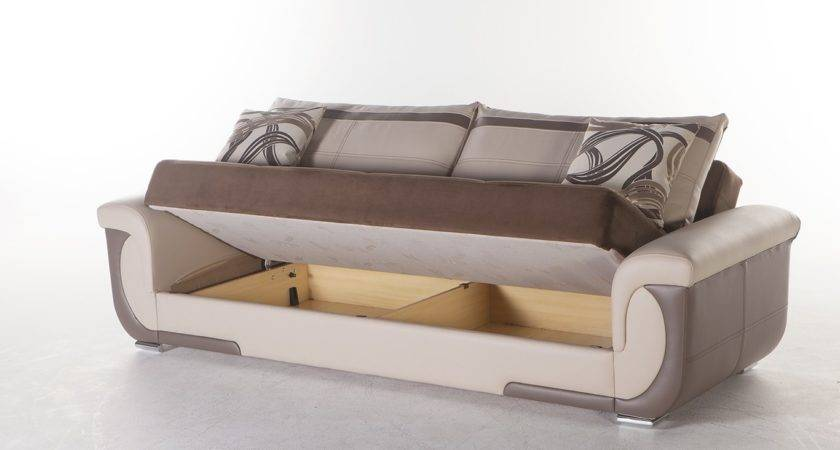 Awesome Convertible Sofa Bed Storage Your