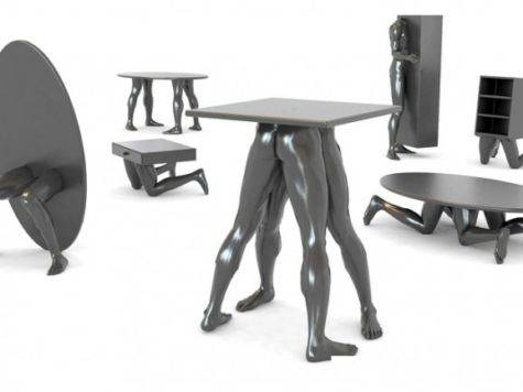 Awesome Design Ideas Human Furniture Collection