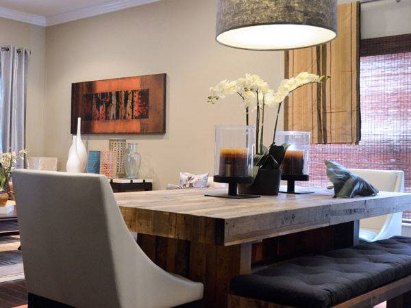 Awesome Eclectic Dining Room Ideas Rugoingmyway