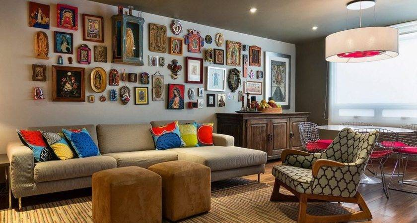 Awesome Eclectic Living Room Ideas Tjihome