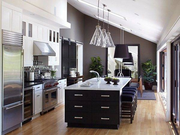 Awesome Kitchen Styles Modern Flair