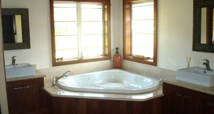 Awesome Master Bath Jacuzzi Inspiration Design