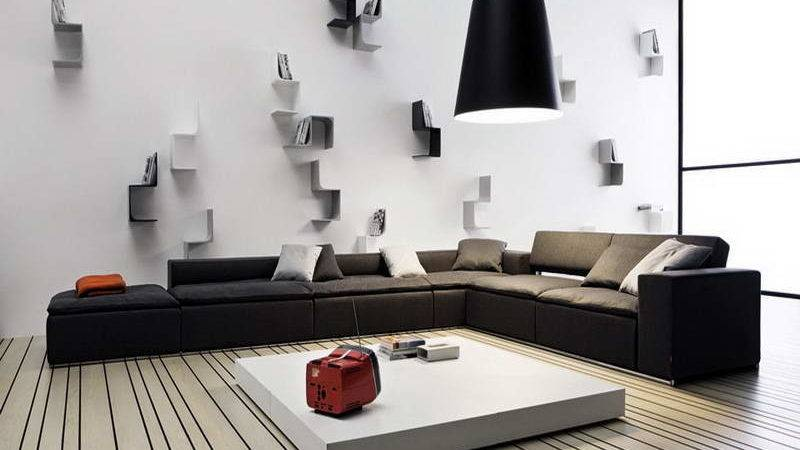 Awesome Modern Wall Decor Ideas Living Room