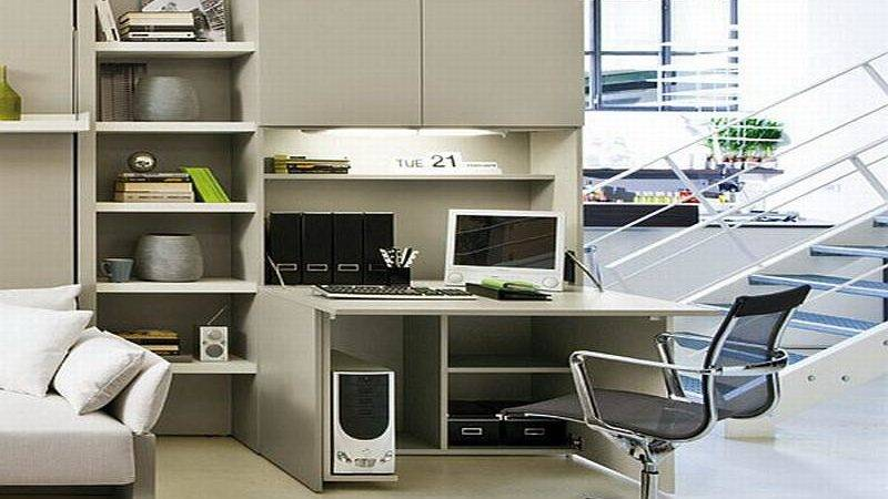 Awesome Office Storage Solutions Small Spaces
