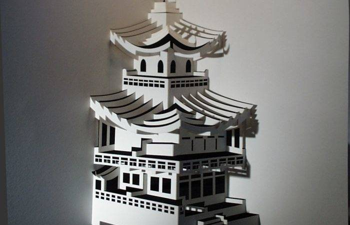 Awesome Origami Architecture Curious Funny Photos