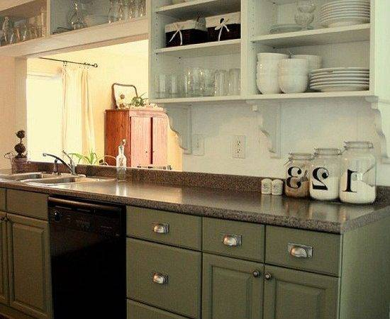 Awesome Painting Kitchen Cabinets Walls