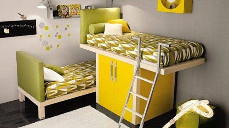 Awesome Shared Bedroom Design Ideas Your Kids