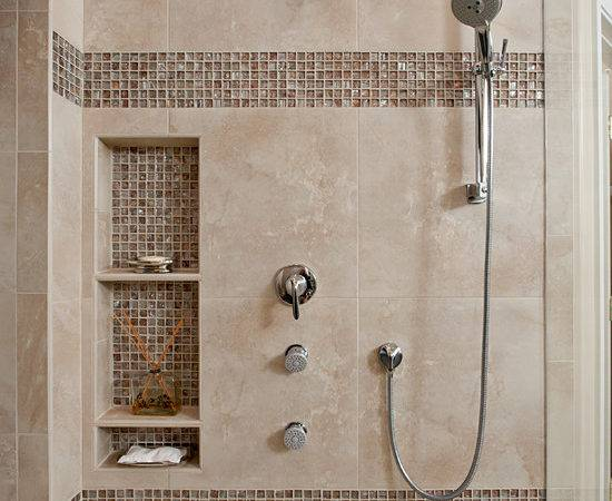 Awesome Shower Tile Ideas Make Perfect Bathroom Designs