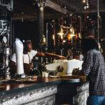 Awesome Steampunk Interior Design Truth Cafe South
