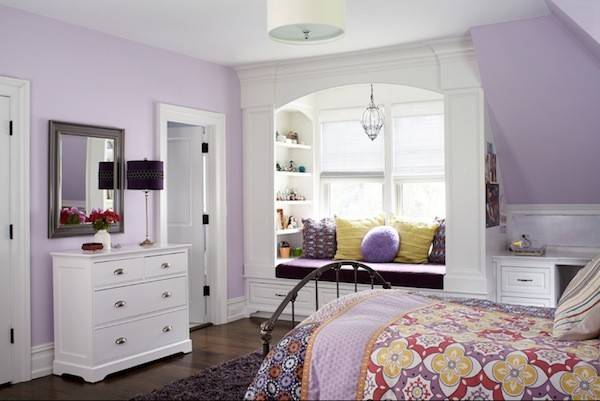 Awesome Window Seats Kids Room Storage Solutions