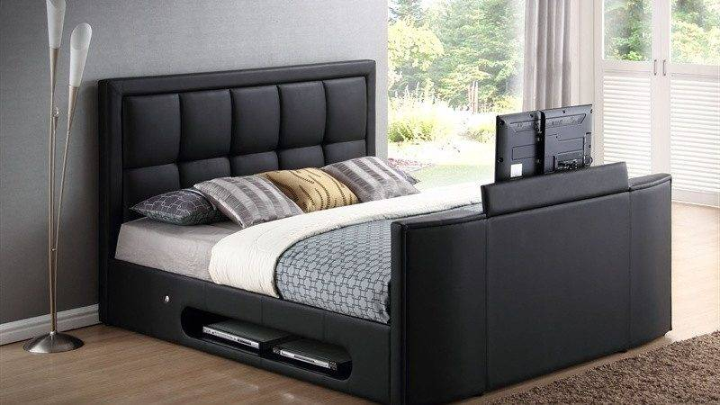 Azure Double Bed Frame Store