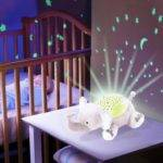 Baby Nursery Decor Animals Glowing Lighting