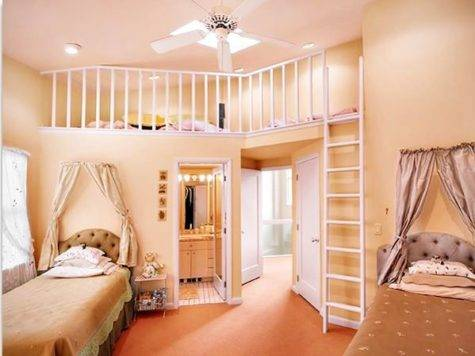 Back Teenage Girls Rooms Inspiration Design Ideas