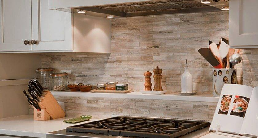 Backsplash Neutrals Kitchen Decor Amazing