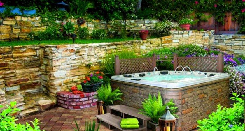 Backyard Garden Design Ideas Amazing House