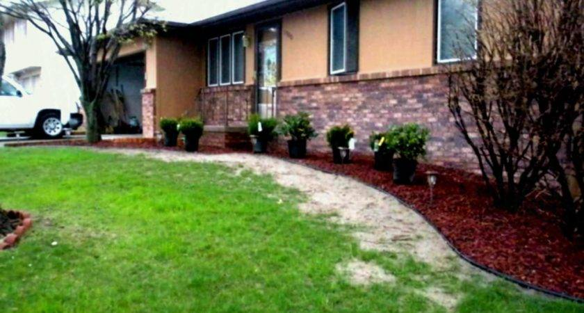 Backyard Inexpensive Landscaping Ideas Diy