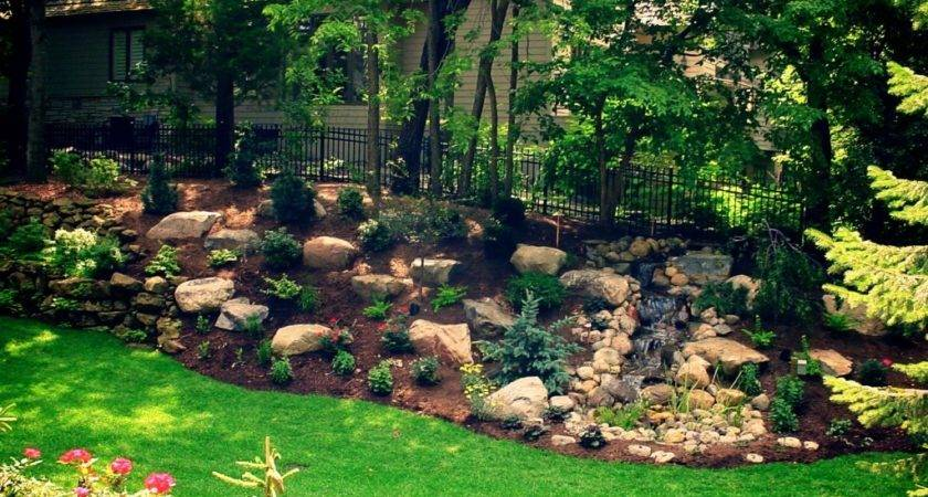 Backyard Landscaping Great Goats Landscapinggreat