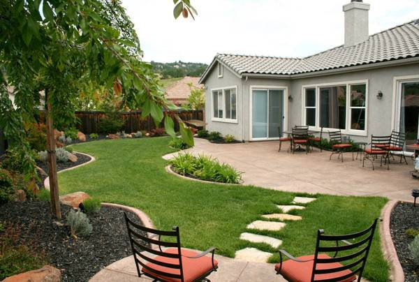Backyard Landscaping Ideas Look Nice Designs