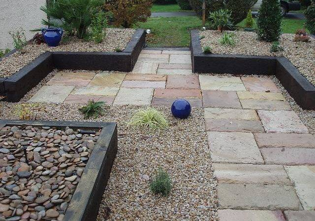 Backyard Patio Ideas Gravel Landscaping