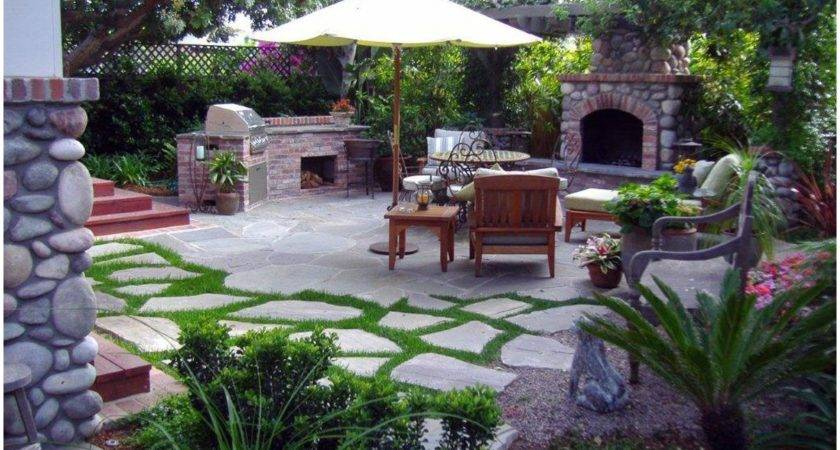 Backyards Awesome Amazing Backyard Bbq Ideas