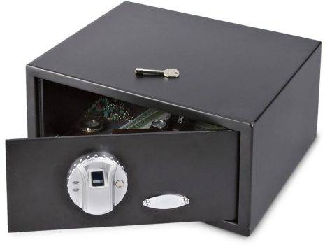Barska Biometric Valuables Safe Gun Safes