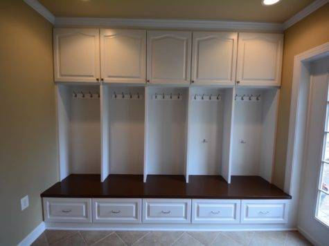 Basement Custom Cabinetry Shelving Ideas Masters