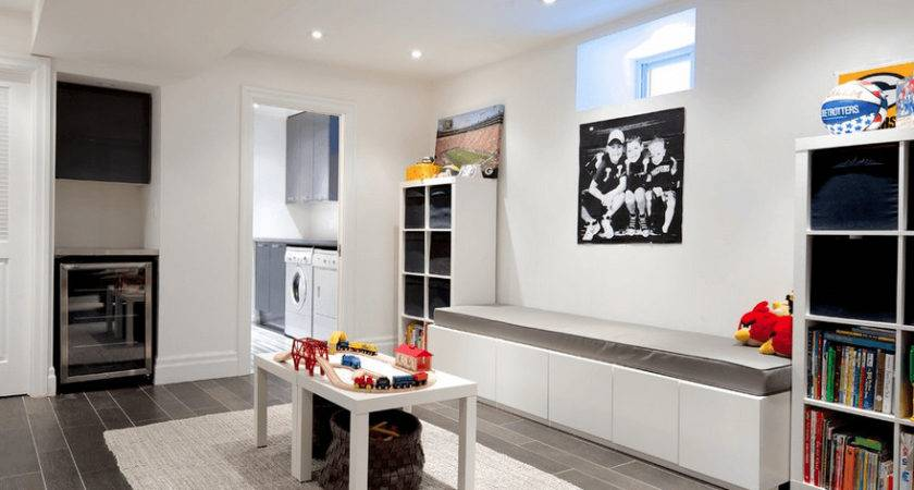 Basement Decorating Ideas Expand Your Space