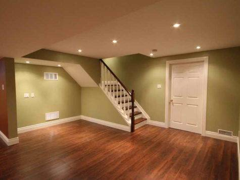 Basement Floor Ideas New
