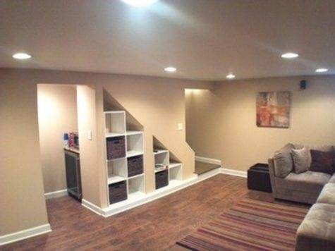 Basement Ideas Small Basements Fascinating