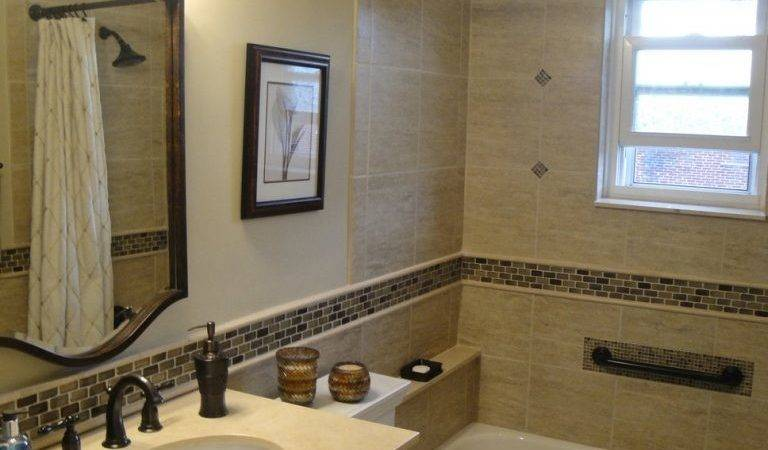 Bathroom Cottage Country Style Small Setup
