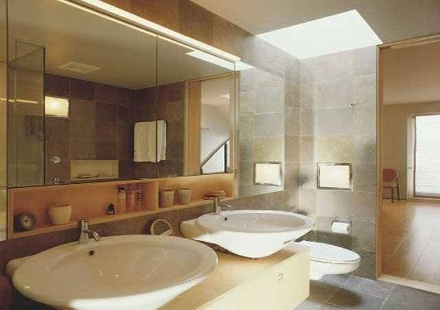 Bathroom Designs Small Spaces