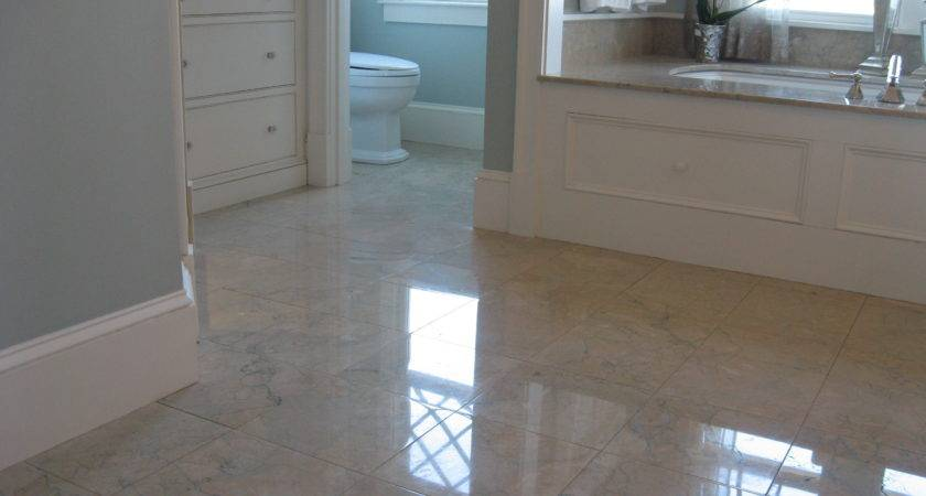 Bathroom Floor Polishing Scituate Marble Cleaning
