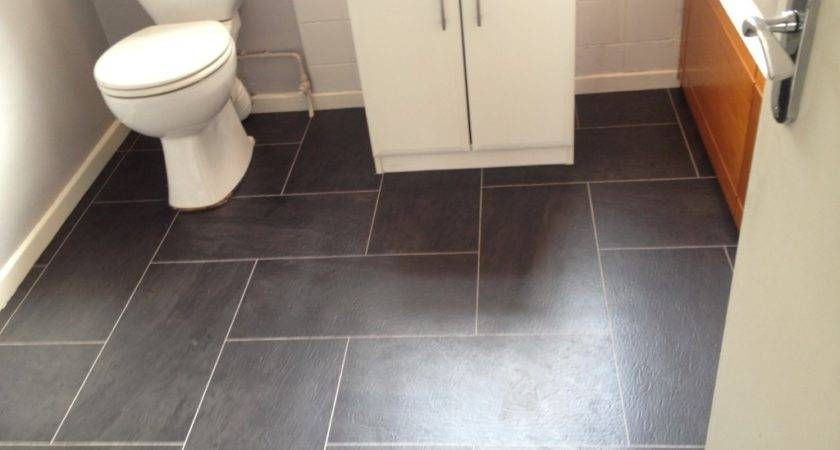 Bathroom Floor Tile Ideas Warmer Effect They Can Give