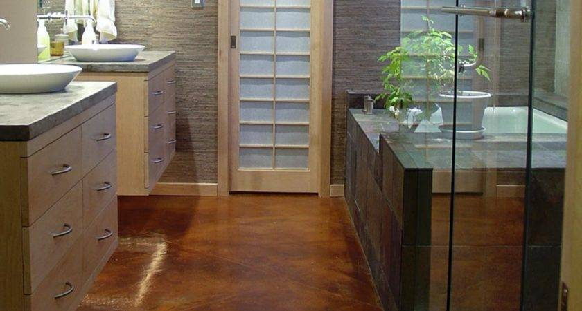 Bathroom Flooring Options Interior Design Styles