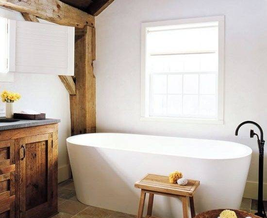 Bathroom Interior Designs Made Rustic Barns
