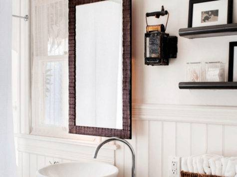 Bathroom Mirror Ideas Reflect Your Style