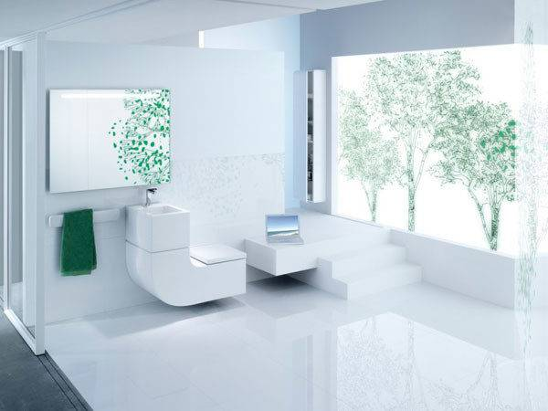 Bathroom Renovations Design Eco Friendly