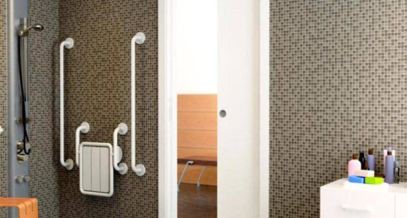 Bathroom Sliding Doors Designs Wooden Interior Design