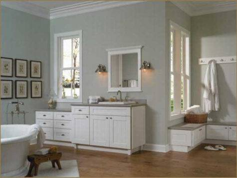 Bathroom Small Color Ideas Budget Cottage