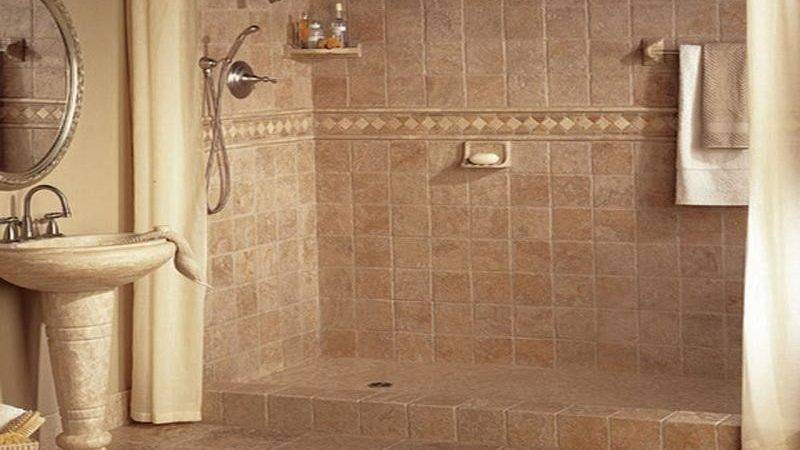 Bathroom Small Ideas Tile Decorating