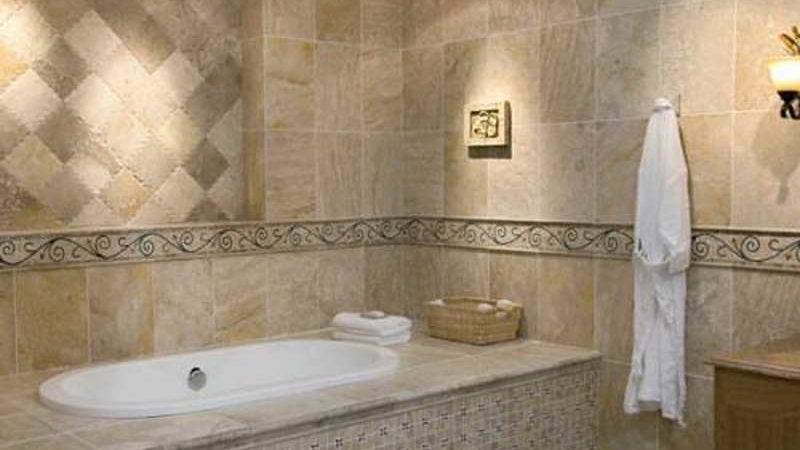 Bathroom Tile Designs Small
