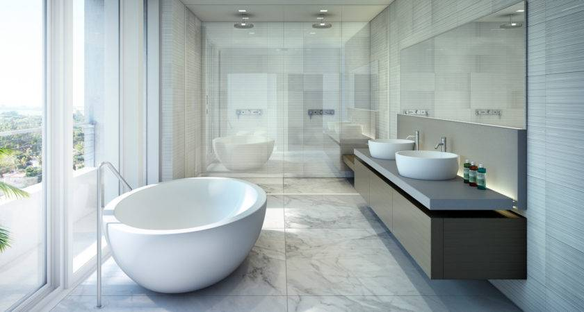Bathrooms Natural Beauty Luxury Fittings Beach House
