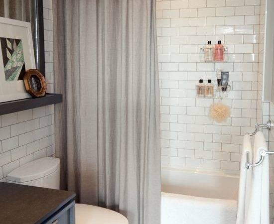 Bathrooms White Subway Tile Ideas