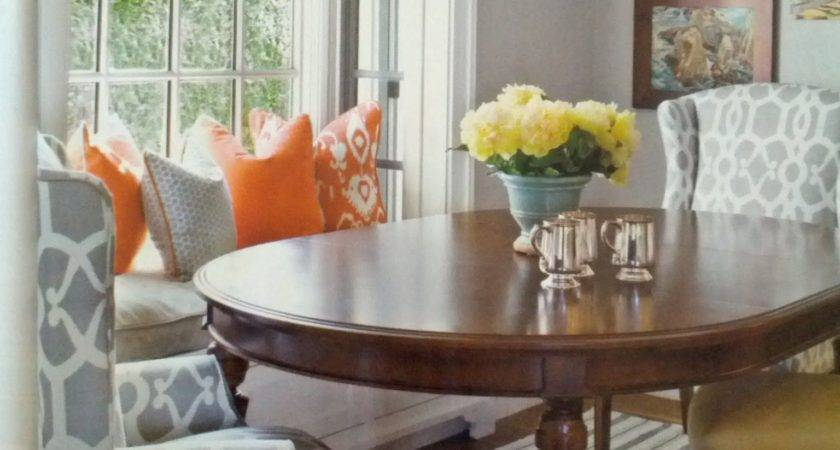 Bay Window Seat Dining Room Old House