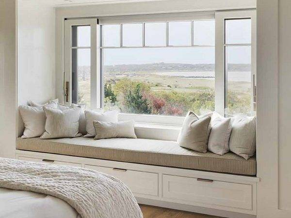 Bay Window Seat Ideas Create Cozy Space Any Room