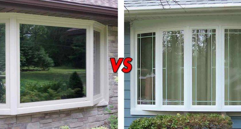 Bay Windows Bow Difference
