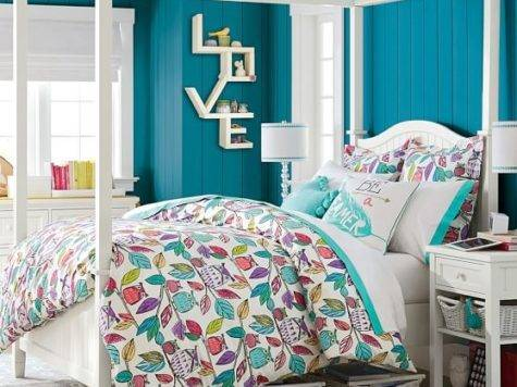 Beadboard Canopy Bed Trundle Pbteen