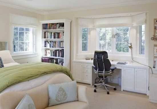Beautiful Bedrooms Bay Windows